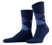 Socken PRESTON - 6000 royal blue