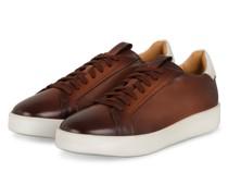 Sneaker WIDE - BRAUN/ WEISS