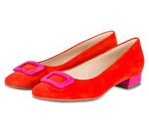 Ballerinas HELIA - rot/ pink