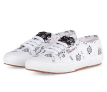 Sneaker 2750 COTU BANDANA - WEISS/ SCHWARZ