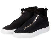 Hightop-Sneaker FONTESI - schwarz