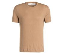 T-Shirt CLASH aus Leinen