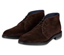 Desert-Boots WALTER - dunkelbraun