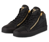 Hightop-Sneaker GIGAS - SCHWARZ