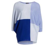 Pullover BECCA BATWING - blau