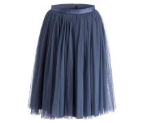 Tüllrock - blau