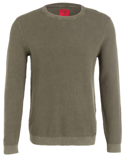 Pullover Level Five Casual body fit - oliv