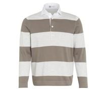 Strick-Poloshirt Extra Slim Fit