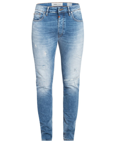 Destroyed-Jeans MORTEN Slim Fit