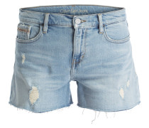 Jeans-Shorts - berlin blue dstr cmf