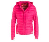 Daunenjacke MUFFIN - pink