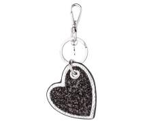 Schlüssel- und Taschenanhänger - schwarz
