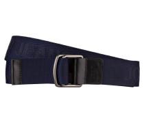Gürtel - dunkelblau