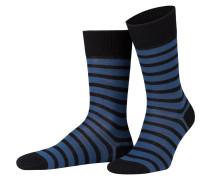 Socken DOT - schwarz/ blau