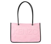 Shopper - pink/ orangerot