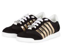 Sneaker NEW RUNNER - schwarz/ gold