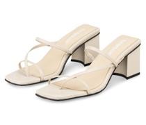 Sandaletten BRINDAL - ECRU