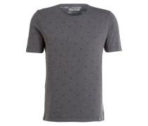 T-Shirt TIM - grau meliert