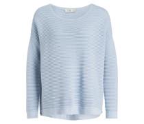 Oversized-Pullover SFLAUA - hellblau