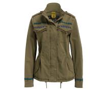 Fieldjacket BILBAO - dunkelgrün
