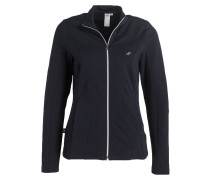 Sweatjacke DAMARIS - blau