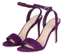 Sandaletten - lila