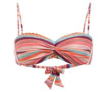 Bandeau-Bikini-Top SOUVENIR STRIPE