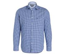 Hemd Regular-Fit - blau