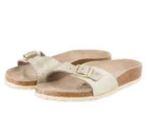 Sandalen MADRID - gold