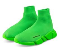Hightop-Sneaker SPEED 2.0 - NEONGRÜN