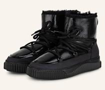 Boots CORTINA - SCHWARZ