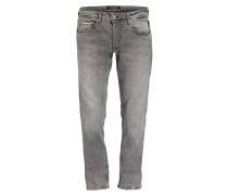 Jeans GROVER Tapered-Fit - 009 grey