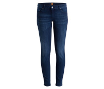 Jeans ORANGE - blau