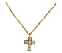 Halskette GIULIETTA mit Diamanten