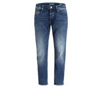 Jeans YVES Slim-Skinny-Fit - blau