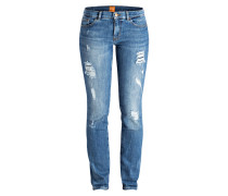 Jeans ORANGE J30 - medium blue