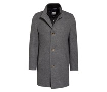 Mantel mit Blende