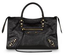 Handtasche CLASSIC MINI CITY - schwarz