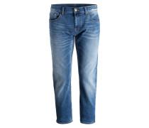 Jeans CHAD Slim Straight-Fit - blau