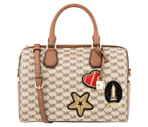 Bowling-Bag PATCHES - nat luggage