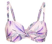 Bügel-Bikini-Top TROPICAL BLUSH