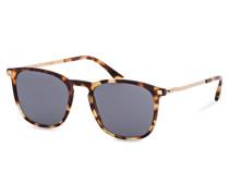 Sonnenbrille ATKA - havana/ grau