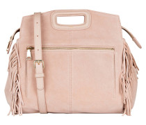 Handtasche - altrosa