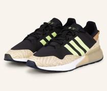 Sneaker ZX 2K BOOST PURE - SCHWARZ/ BEIGE