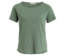 T-Shirt - oliv