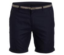 Shorts Slim-Fit - navy