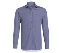 Hemd Slim-Fit - blau