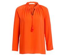 Tunika-Bluse - orange