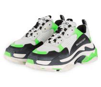 Sneaker TRIPLE S - DUNKELGRAU/ WEISS