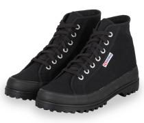 Hightop-Sneaker 2341 COTU ALPINA - SCHWARZ